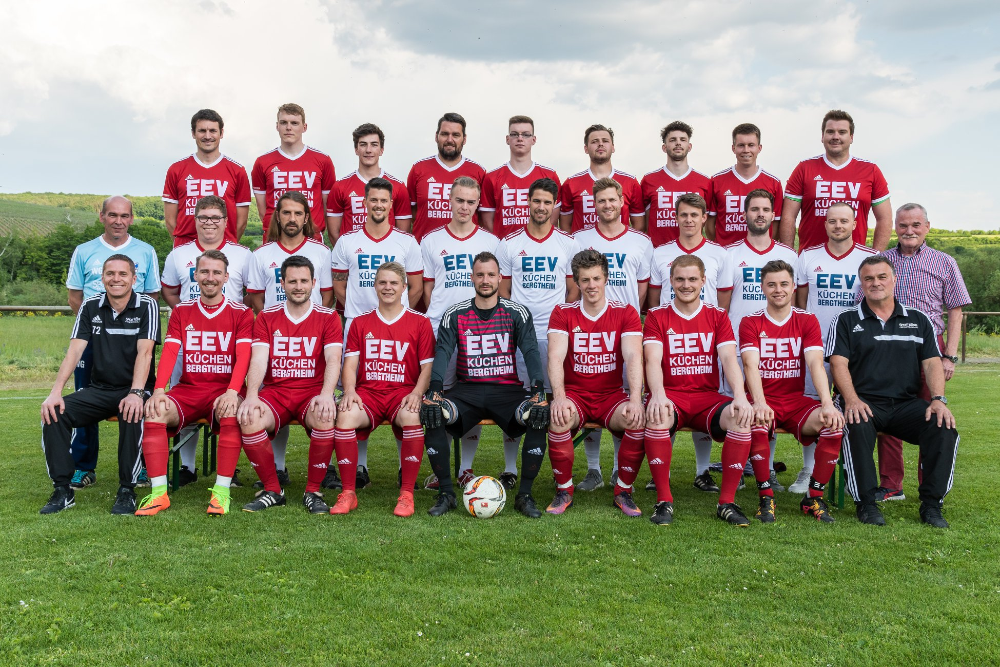 Mannschaftsfoto 2018